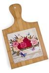 Доска разделочная Прованские цветы