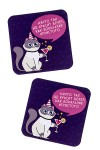 Набор подставок для чашки Кошечка