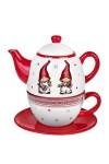 Набор чайный Гномики