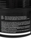 Витэкс Мыло-скраб для тела черное густое Black Clean