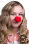 Аксессуар маскарадный для взрослых Клоунский нос