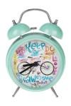Часы настольные Велосипедная прогулка