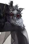 Шляпа маскарадная для взрослых Леди-сова