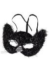 Маска карнавальная для взрослых Кошка