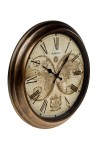 Часы настенные Карта