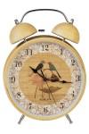 Часы настольные Птички