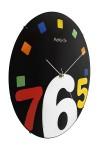 Часы настенные Веселые цифры