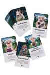 Игра настольная карточная детская Зубастая мафия
