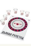 Игра настольная развлек. для взрослых Пьяная рулетка