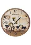 Часы настенные Ангелы