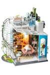 Интерьерный конструктор для творчества Уютный лофт