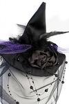 Шляпа маскарадная для взрослых Мечта ведьмы