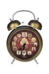 Часы настольные Портреты обезьянок