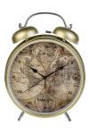 Часы настольные Карта мира