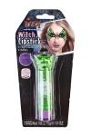 Помада для губ маскарадная Ведьмочка