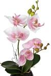 Композиция декоративная Нежность орхидей