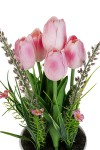 Композиция декоративная Очаровательные тюльпаны
