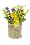 Композиция декоративная Полевые цветы