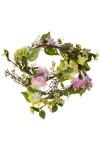 Украшение декоративное Гирлянда из цветов