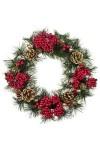 Украшение для интерьера Рождественский венок