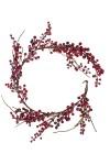 Гирлянда декоративная Ягодки в инее