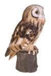 Фигурка садовая Таежная сова
