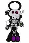 Украшение на дверь Скелет