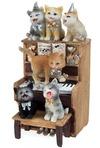 Украшение для интерьера музыкальное Хор котят