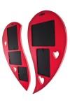 Набор рамок для фото Огромное сердце
