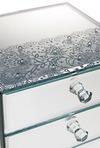 Шкатулка для ювелирных украшений Зеркальное кружево