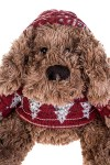 Игрушка мягкая Собачка в свитерке