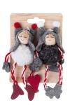 Набор кукол декоративных Сонная малышка