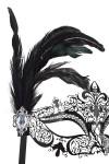 Маска карнавальная для взрослых Венеция
