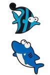 Набор держателей-магнитов Подводный мир