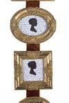 Рамка для 4-х фото Викторианский стиль