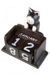 Календарь настольный Кот