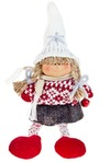 Кукла декоративная Девочка в колпачке