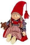 Кукла декоративная Хохотушка