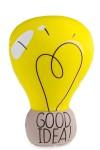 Игрушка мягконабивная Лампочка