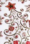 Набор аппликаций новогодних Красивая елочка