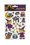 Набор наклеек Ведьмочки и котики