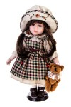 Кукла Малышка в шляпе