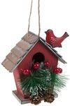 Украшение декоративное Птичкин дом