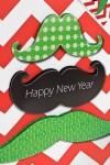 Пакет подарочный новогодний Праздничные атрибуты