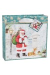 Пакет подарочный новогодний Дед Мороз