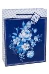 Пакет подарочный Волшебные цветы