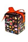 Коробка подарочная Праздничные атрибуты