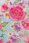 Бумага упаковочная Бархатные розы