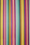 Бумага упаковочная Пластилиновые полосы