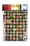 Коробка подарочная новогодняя Веселые медвежата